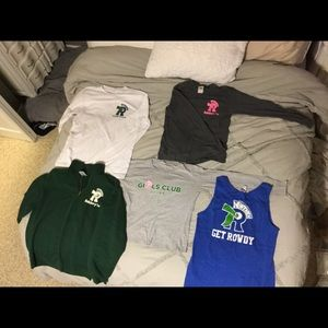 Tops - New Trier shirts
